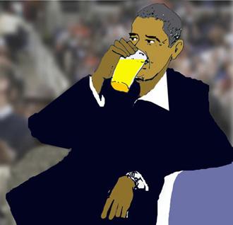obamabeer