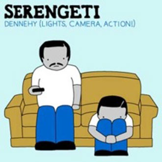 serengeti-album-cover-dennehy-lights-camera-action