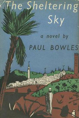 bookcoverPaulBowles-TheShelteringSky