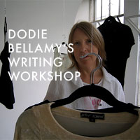 Dodie Bellamy's Writing Workshop