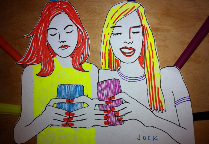 SIP: Art by Danny Jock