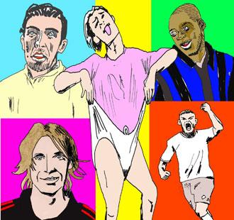 Italian_Soccer_Team-Shane_Jones-Danny_Jock-Fanzine-330