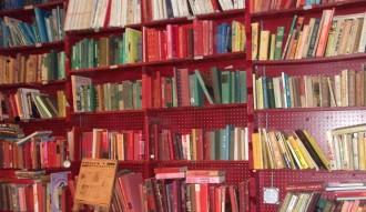 Living Library | Photo Chris Vitiello