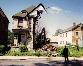 Heidelberg Project demolition