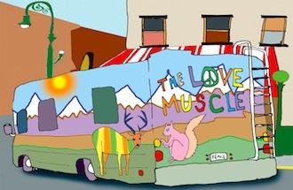 Hippy Bus IN BK-330