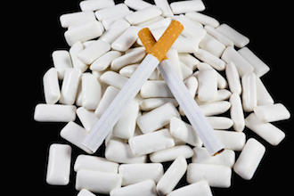 Nicotine_gum