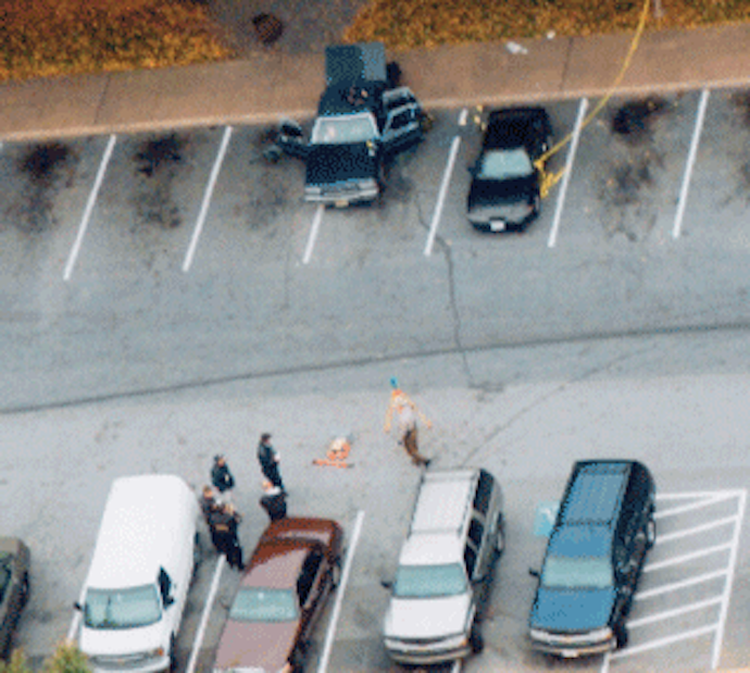 Washington Dc Shooting: Learning To Drive In The Era Of The D.C. Sniper