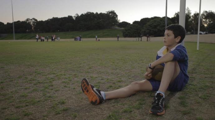 Gayby Baby_Matt_football