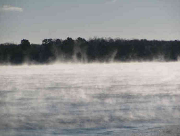 lake-steam
