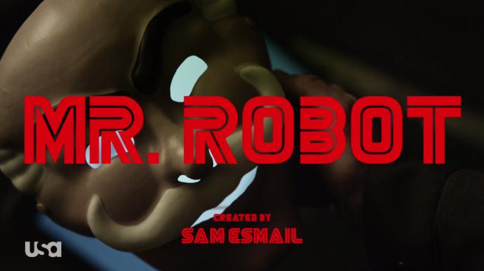 Mr Robot Title
