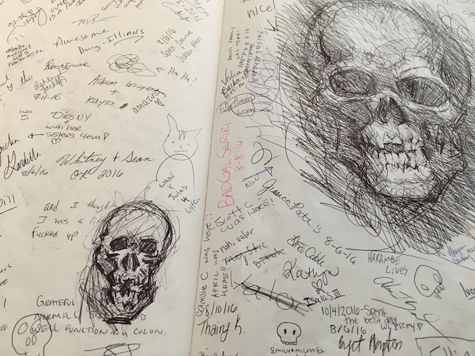 guestbook-not-my-notebook