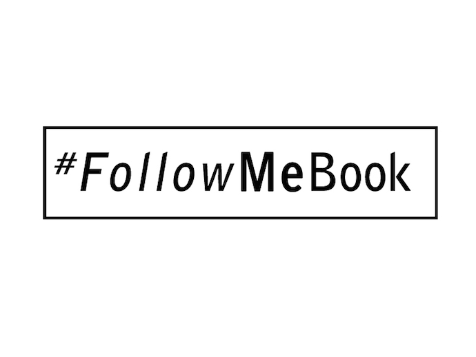 AnnouncementFollowMeBookHashtag