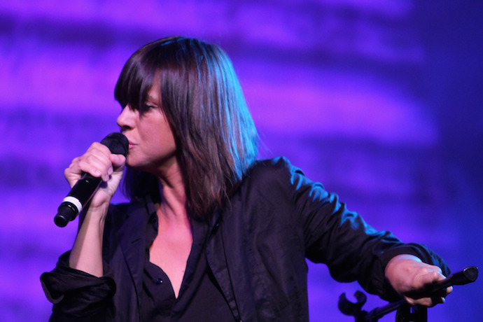 Cat Power 'An Evening With Women' 2011 to benefit The L.A. Gay and Lesbian Center at The Beverly Hilton Hotel - Show Los Angeles, California - 16.04.11 Featuring: Cat Power Where: California, United States When: 16 Apr 2011 Credit: WENN.com/FayesVision