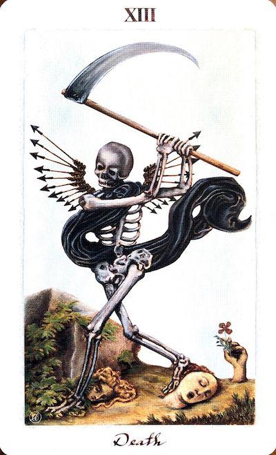 image from Uusi's Pagan Otherworlds Tarot