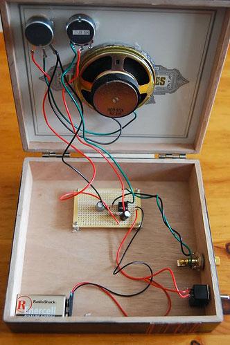 cigarette box amp 1